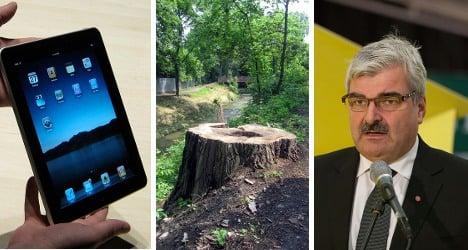 'Opinion Taliban', 'tree murder' make 2011 new Swedish word list