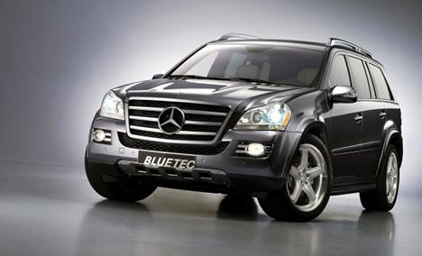 Ukrainian minister driving stolen Mercedes