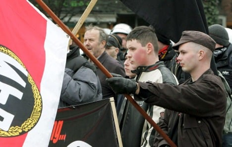 'Nazi ideology is filled with terrorist spirit'