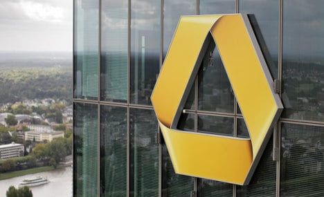 Commerzbank execs face money laundering charge