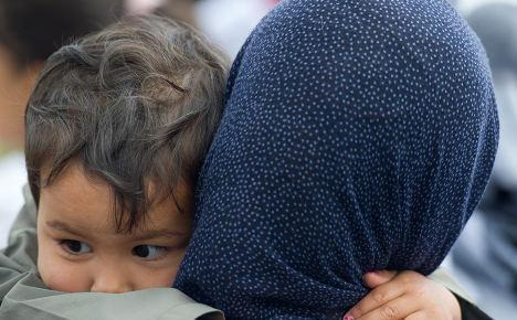 Asylum applications jump to eight-year high