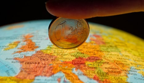 Germany to 'escape recession' in 2012
