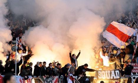 Football hooligans 'getting more violent'
