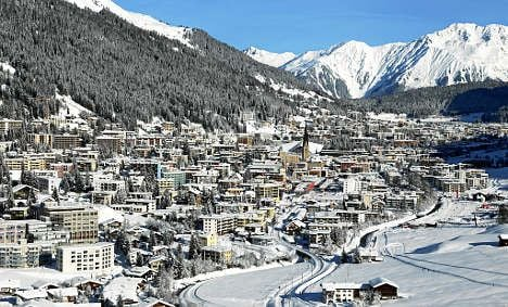 Davos elites want reform of 'outdated' capitalism
