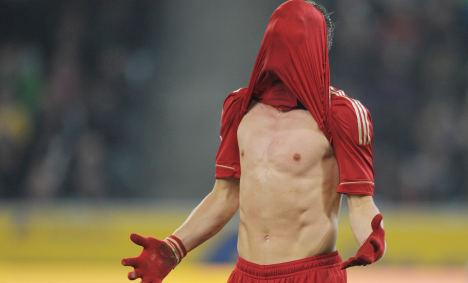 Bayern stung by 'Gladbach's goal-getters