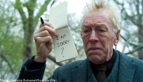 Max von Sydow snags Oscar nomination