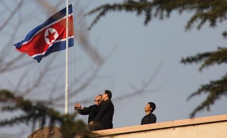 North Korean envoy wriggles off hook