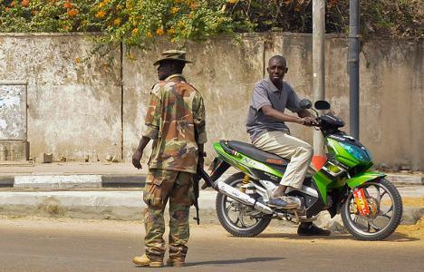 German engineer kidnapped in Nigeria