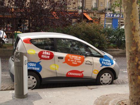 Car rental scheme hit by vandalism
