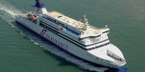 Eurotunnel steps in to help SeaFrance