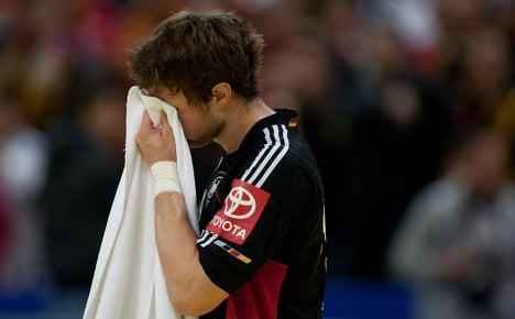 Handball team's European loss ends Olympic dream