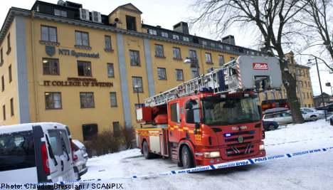 Delousing mishap sparks Stockholm hostel blaze