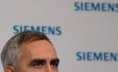 Siemens suffers profit collapse