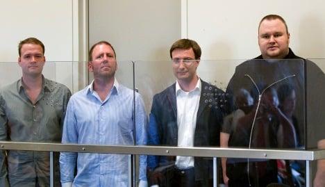 Kim Dotcom denied bail in New Zealand