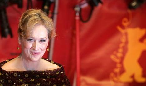 Streep to be honoured at Berlin film festival