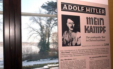 Print Mein Kampf to fight neo-Nazi extremism