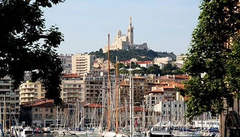 Marseille hopes culture can clean up gritty image