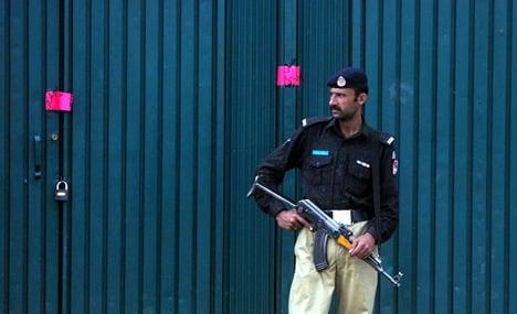 German 'spies' detained in Pakistan