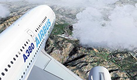 Airbus says A380 wing cracks pose no danger