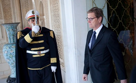 German support for new North Africa underlined