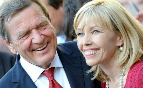 Ex-Chancellor Schröder's wife enters politics