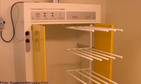 Preschool worker 'locked children in the dryer'