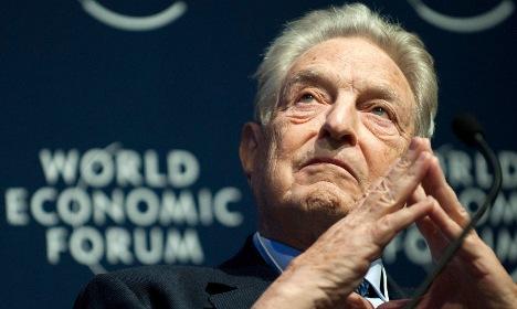 Soros damns German handling of euro crisis