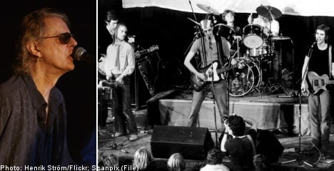 Swedish punk rock legend 'Stig Vig' dies