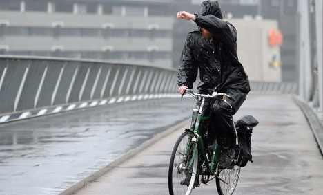 Forecast shows more rain and wind on the way