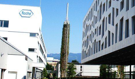 Roche in takeover bid for US firm Illumina