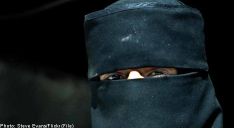 Sweden's teachers free to ban Islamic veils