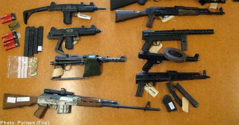 New gun law proposal frustrates Swedish police