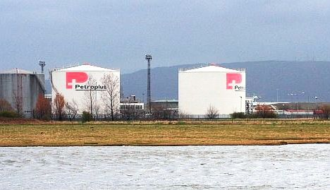 Petroplus credit lines frozen by banks