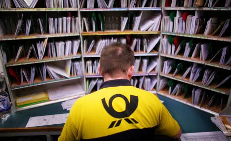 Deutsche Post rejects EU demand to repay €1 bln