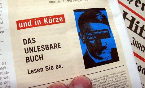 Publisher backs down on <i>Mein Kampf</i> plans