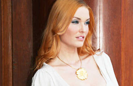 Ex-Miss Denmark sues Norwegian town over fall