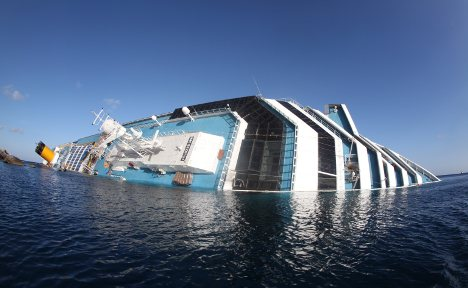 Fifth German body found on wrecked cruise ship