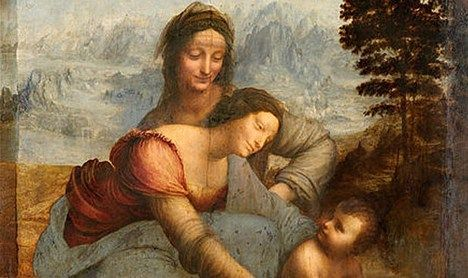 Louvre's Da Vinci restoration ignites art world row