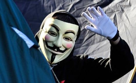 'Anonymous' declares 'Blitzkrieg' on neo-Nazis