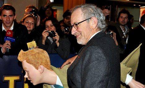Spielberg shares storytelling secrets