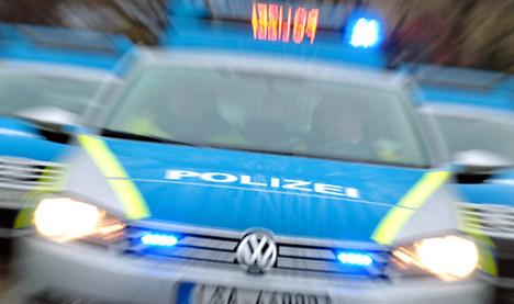 Police officers killed in motorway crash