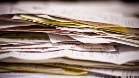 Fake invoice fraud on the rise in Sweden: report