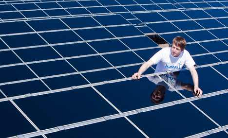 Renewables 'may not produce job boom'