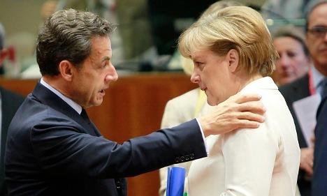 Merkel and Sarkozy prepare next EU summit