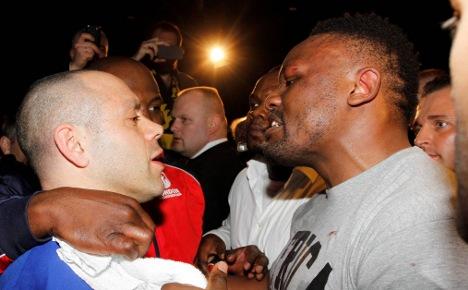 Brawling British boxer banged up in Bavaria