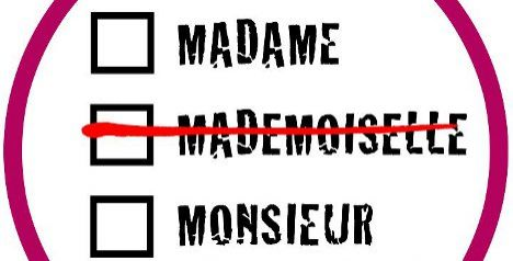 'Mademoiselle' officially banned in France