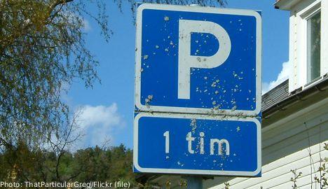 Stockholm parking spots pricier than apartments