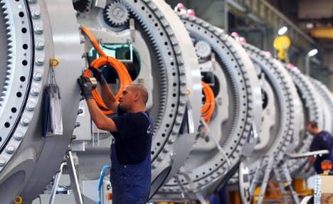OECD sees German growth slowing in 2012