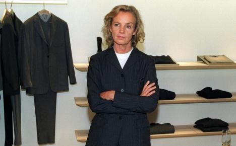 Fashion designer Jil Sander returns to label