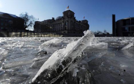 Snow to follow record deep freeze